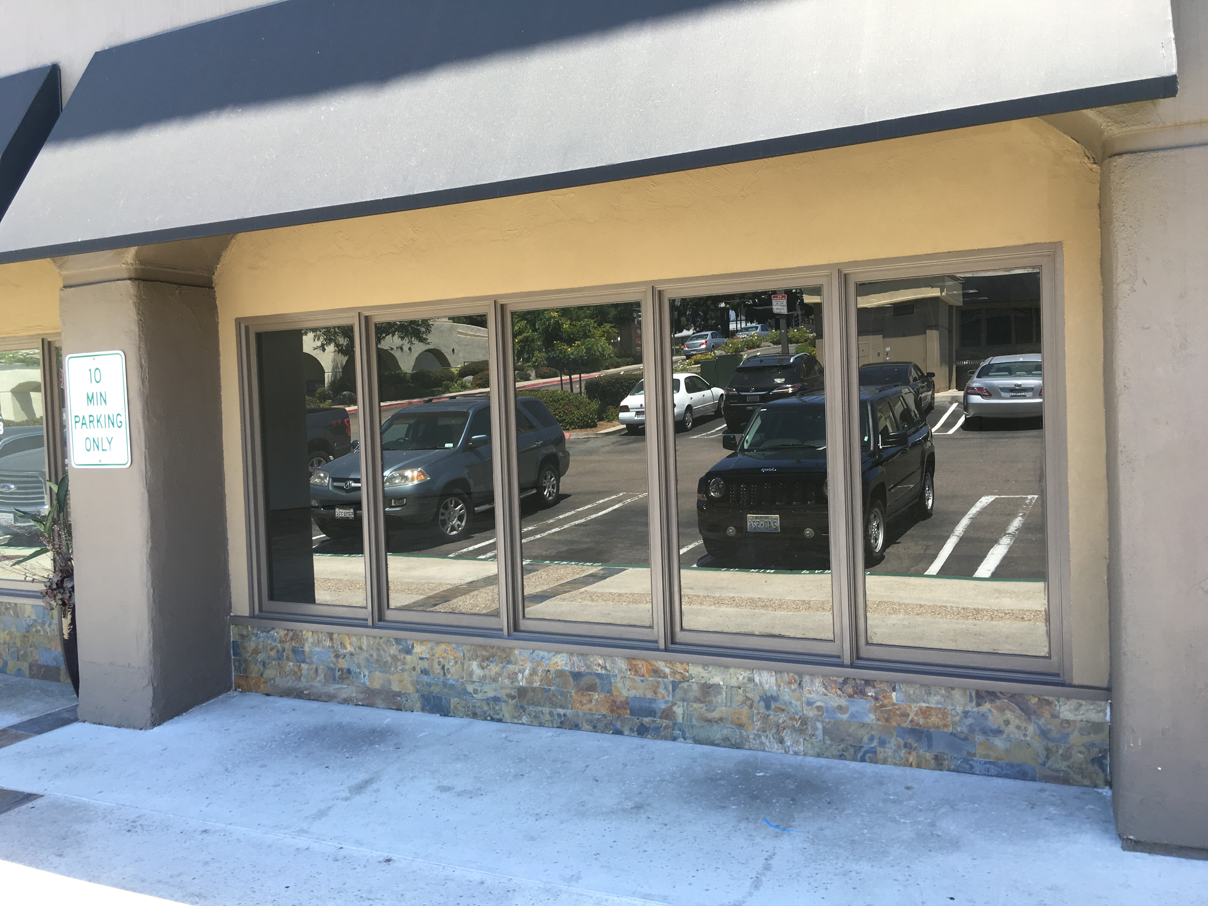 Custom Commercial Storefront Windows Alpine Windowerks